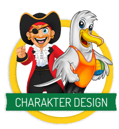 button-character-design-de